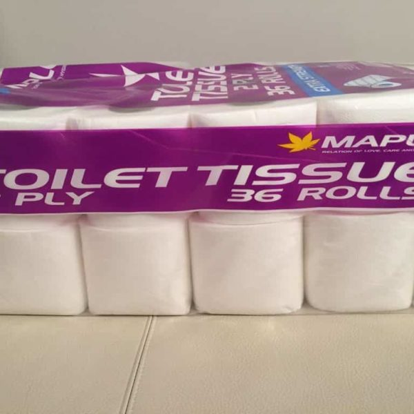 Maple 36 pack Twin Ply Toilet Roll