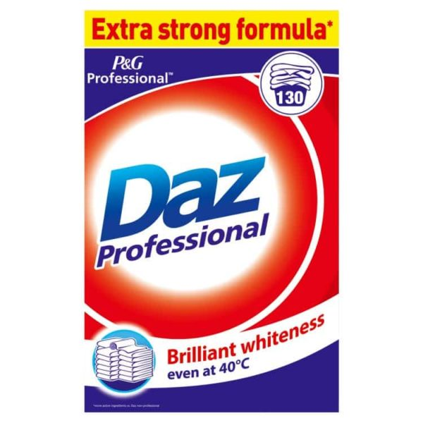 Daz Professional Washing Powder
