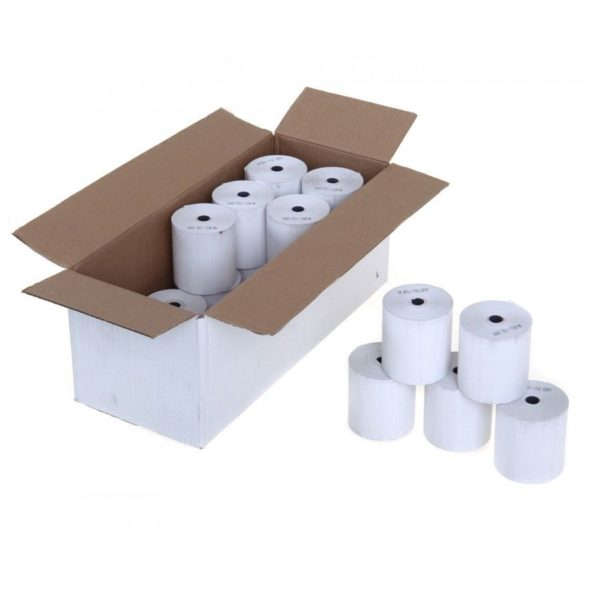 Thermal PDQ Printer Paper (20 rolls)